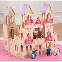 Замок для кукол KidKraft Princess Castle with Furniture (65259), фото 1
