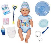 Кукла Zapf Baby Born Очаровательный Малыш с аксессуарами 43 см (822012)