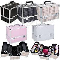 Кейсы и чемоданы для мастера