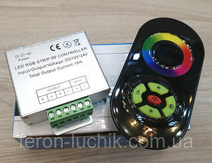 Контроллеры RGB, димеры для светододиодной LED ленты 12V