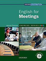 English for Meetings Pack