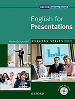 English for Presentations Pack