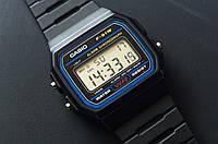 Мужские часы CASIO F-91W-1AWYEF