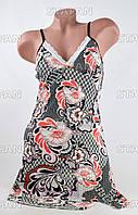 Женская ночная рубашка Турция. PinkSecret 0196. Размер M.