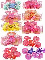 Невидимка+Резинка Пластик (10 пачек)