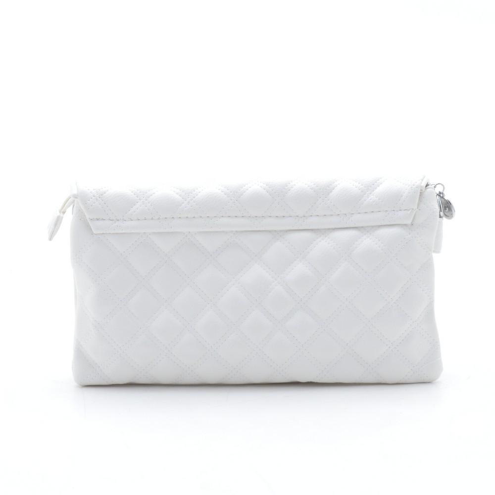 fa7dd18bde62 Модный стеганый оригинальный клатч , белый, цена 265 грн., купить Украина —  Prom.ua (ID#526959757)