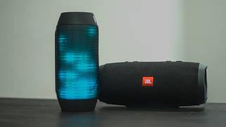 Портативная WI-FI и Bluetooth акустика с