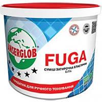 Затирка для плитки, эластичный водостойкий шов ANSERGLOB Fuga (белая), 1кг