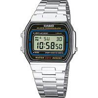 Мужские часы классика в цифре CASIO A164WA-1VES