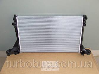 Радиатор охлаждения (передний привод) Glyser 214005447R