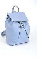 553966 Сумка-рюкзак, блакитна, 30*25*14