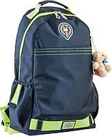 553995 Рюкзак підлітковий OX 290, чорний, 30*47.5*14.5