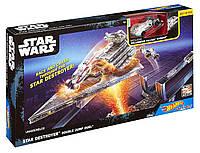 Трек Hot Wheels Атака имперского крейсера серии Star Wars