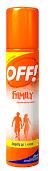 Аэрозоль OFF Family от комаров (для всей семьи)