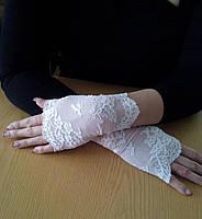 Сексуальные кружевные женские перчатки под пеньюар