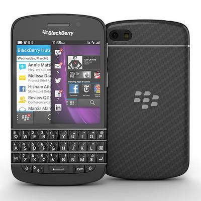 BlackBerry Q10 (Black)