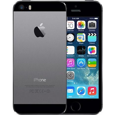 Apple iPhone 5S 16GB Space Gray (ME432) Восстановленный