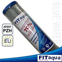 Картридж из пресованного угля Fitaqua AC-CTO 10 (Польша-Германия)
