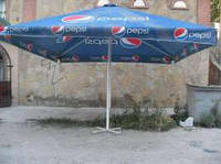 Крыша к зонту 4х4м, для кафе, бара, террасы, пляжа