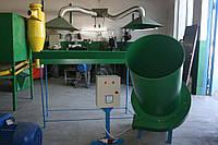 Измельчитель соломы промышленный 380 В., 18,5 кВт