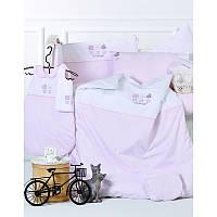 Детский набор в кроватку для младенцев Karaca Home Cats (13 предметов)