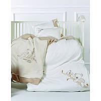 Детский плед в кроватку Karaca Home Koala 90х90см