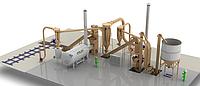 Производства топливных гранул