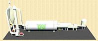 Сушильный комплекс СБ-1.5 до 2.5 т.ч.