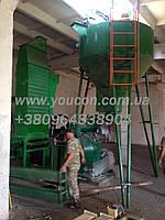 Блок грануляции, линия гранулирования 1000 кг\час