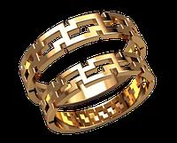 Обручальное кольцо 20013