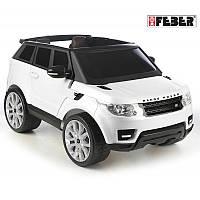 Детский электромобиль Range Rover Sport 12V Feber  - Испания - со звуковыми и световыми эффектами