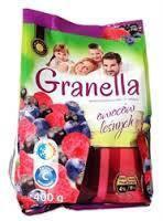 Чай растворимый Granella с лесными ягодами, 400 гр