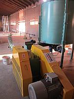 Оборудование для производства топливных брикетов Wektor