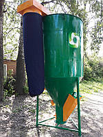Кормосмеситель 500 кг комбикормовый завод GNOM