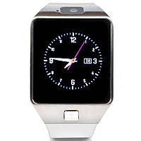 Умные часы Smart Watch DZ09 Silver and white
