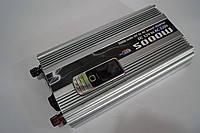Автомобильный инвертор напряжения 5000w, преобразователь 12/220 5000w
