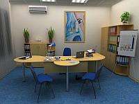 Офисная мебель для персонала БЮДЖЕТ-R4