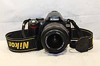 Зеркалка Nikon D60, af-s nikkor 18-55 №2