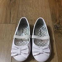 Туфли розовые с бантиком RAMPAGE GIRLS стелька 15 см