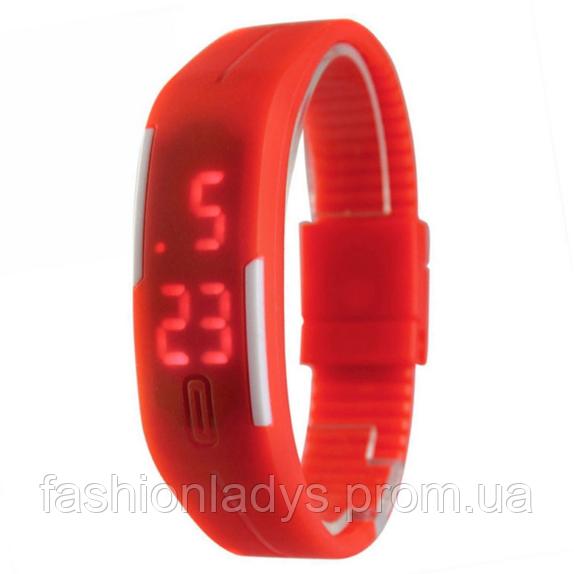 Спортивные силиконовые Led часы   продажа 9beef0f05d9b5