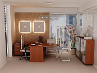 Офисная мебель для персонала БЮДЖЕТ-R11