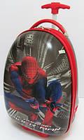 """Детский пластиковый чемодан  """"Spiderman""""                                                                  R"""