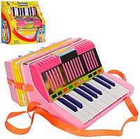 Детский музыкальный инструмент «Веселая гармонь»