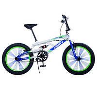 Детский спортивный велосипед Profi (20FS03)