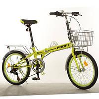 Детский велосипед Profi (E20F-3)