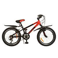 Спортивный велосипед с пружинной вилкой Profi (XM204B)