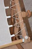 Боковая натяжка канвы для пялец-рамок и станков для вышивания, фото 2