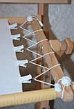 Боковая натяжка канвы для пялец-рамок и станков для вышивания, фото 3