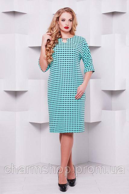 57c3607dde48 Женские весенне-осенние платья больших размеров -