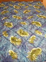 Полуторное одеяло холлофайбер термоскрепленный Колорит от Теп